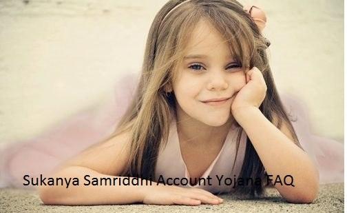 Lock in Period in Sukanya Samriddhi Account