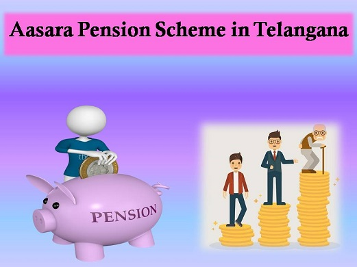 Aasara Pension Scheme in Telangana