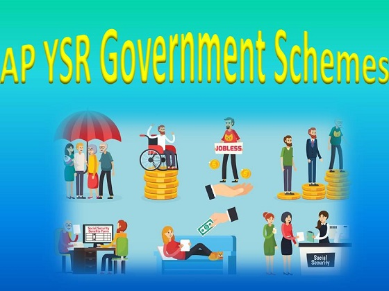 List of AP YSR Government Schemes