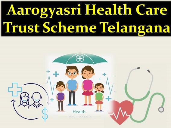 Aarogyasri Health Care Trust Scheme telangana