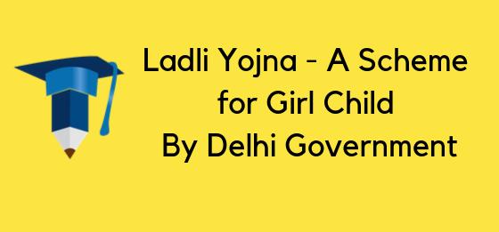 delhi ladli scheme